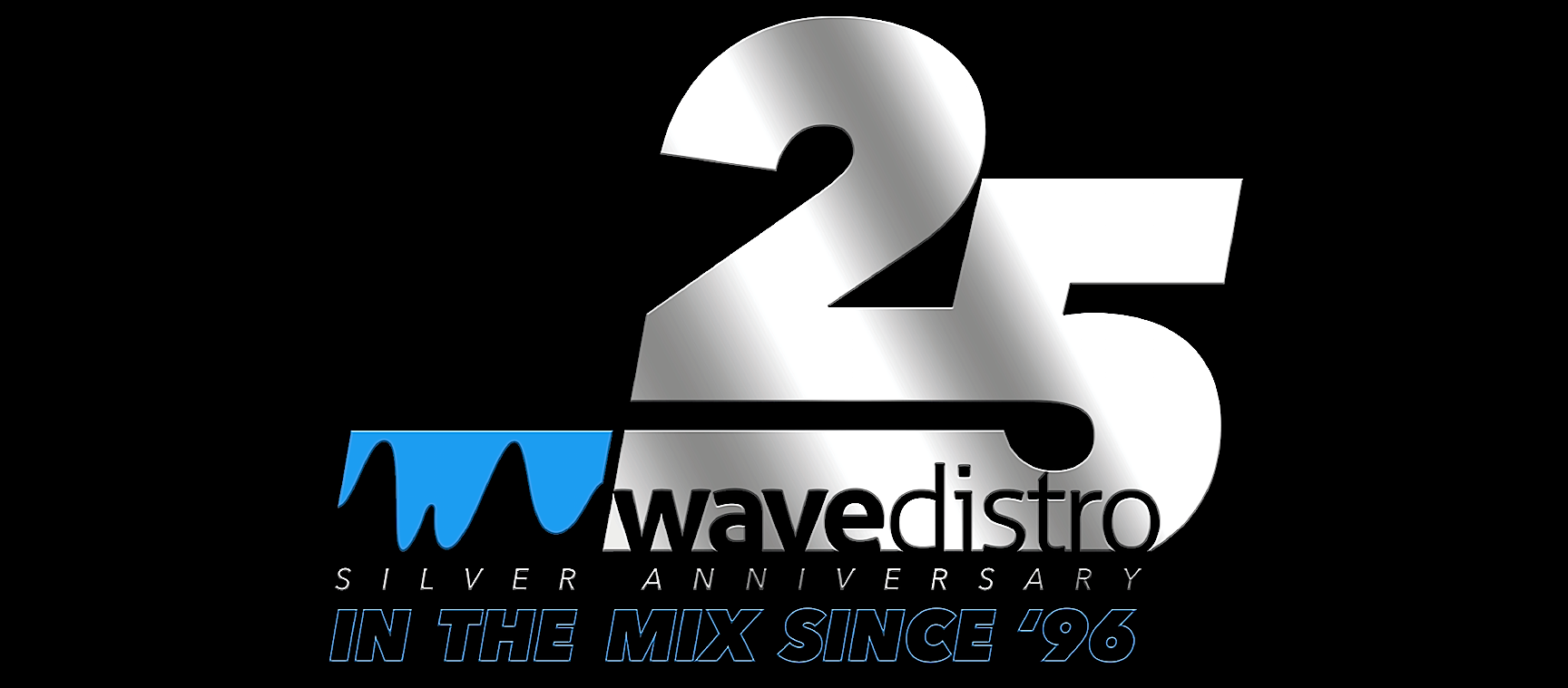 Wave Distribution Celebrates its SilverAnniversary