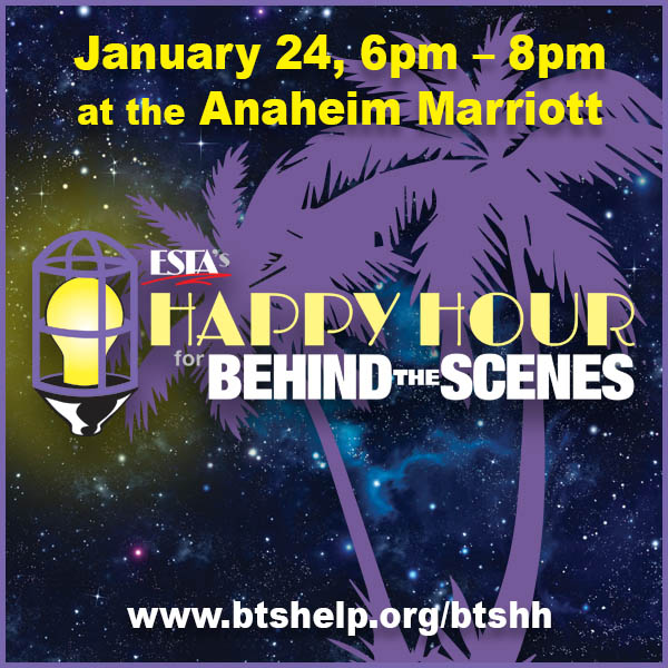 Winter Namm 2020.Tickets Now On Sale For Esta S Happy Hour For Behind The