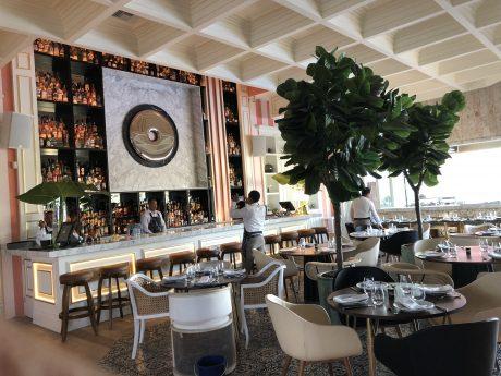 Juan Luis Guerra's popular Bachata Rosa restaurant