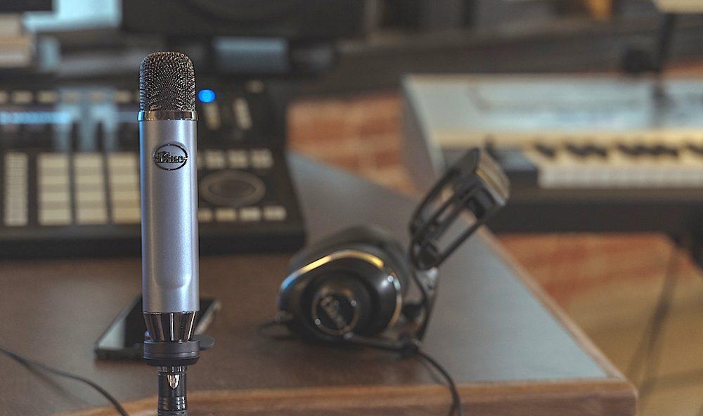 Blue Ember mic