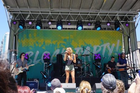 CMT Block Party Stage