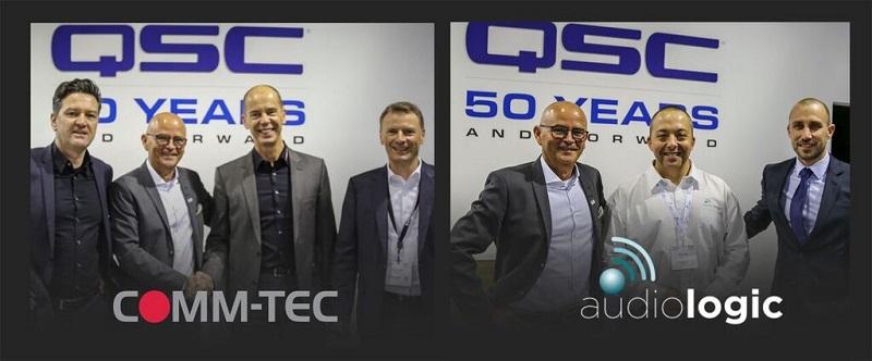 COMM-TEC & Audiologic teams