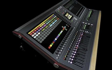 CADAC unveiled its CDC seven console at AES 2016