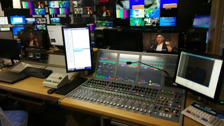 TVB Hong Kong is using the new Artemis consoles for a variety of programming including Miss Hong Kong, Hong Kong Ruby 7, and the International Chinese New Year Night Parade.