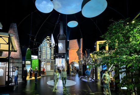 Canon of the Netherlands exhibit © 2018 Mike Bink
