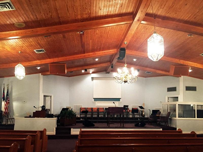 Christ Center Church