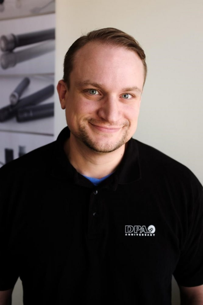 Christopher Brunhaver, and Regional Sales Manager, Pacific Northwest