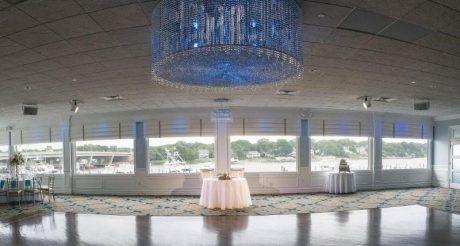 Crystal Point Yacht Club's Crystal Ballroom
