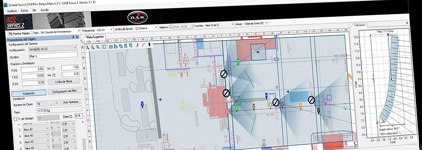 DAS Webinar on EASE Focus Subwoofer Basics on Feb. 19