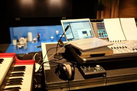 An Audient iD14-LE audio interface has been helping a theatre sound designer provide the acoustic backdrop at the Barbican this month, for a Shakespeare play directed by an award-winning director.