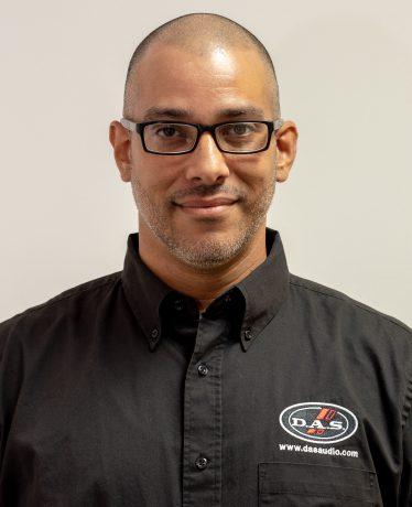 Edwin Guerra, U.S. Marketing Manager