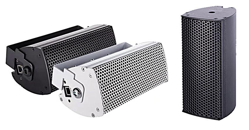 Frenetik SPIK 3 PoE+ Powered Loudspeakers with Dante