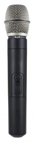 GXLD2 Mic - Handheld with D38 head