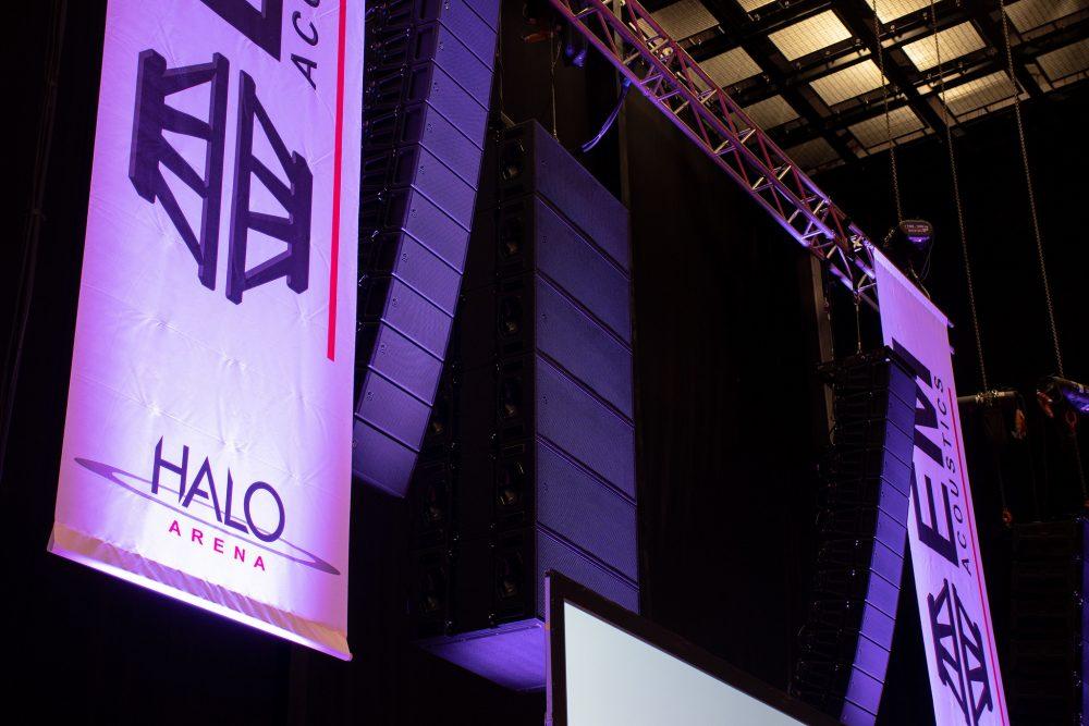HALO-A demo