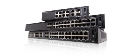 QSC Q-SYS NS Series network switches