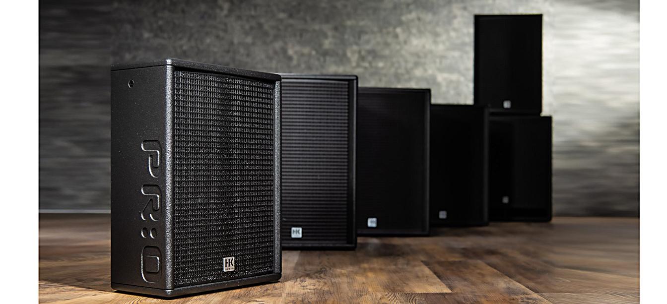 HK Audio Launches PREMIUM PR:0 D2 Family