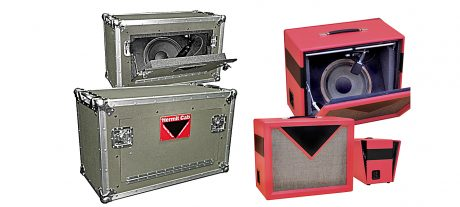 Hermit Cab Speaker Isolation Enclosures