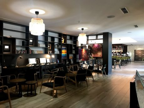 As part of a recent thorough renovation taking in the major seafront rooms, junior suites and public areas, audio integration company Sonido Limón, working on behalf of the hotel management, chose a variety of WORK PRO sound reinforcement equipment.