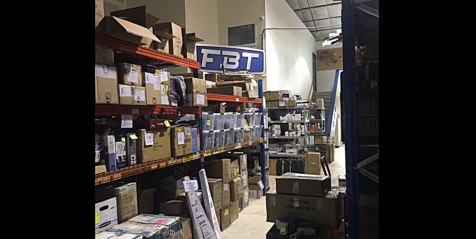 Italian Speaker Imports (I.S.I. / FBT USA) has announced its move to a larger location in Wappingers Falls, NY.