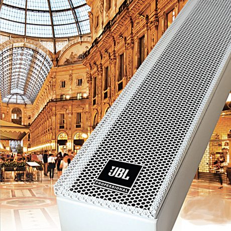 JBL Pro Offers Intellivox Series in Custom Colors at No Additional Charge