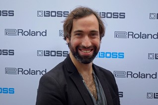 James Hatem, Roland Artist Relations representative based in Nashville