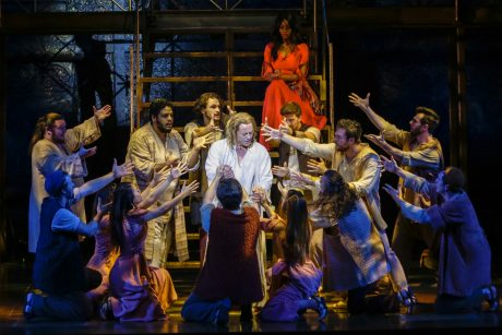 Firehouse Productions used a total of 78 Sennheiser wireless channels for NBC's live production of Andrew Lloyd Webber's Jesus Christ Superstar (Photo credit: Getty Images)