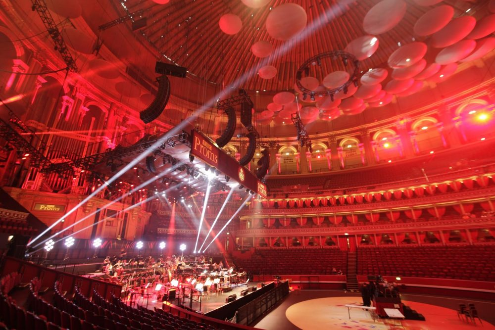The BBC Proms is one of the most British of musical institutions. Founded over a century ago, it is an eight-week summer season of concerts, predominantly held at the Royal Albert Hall (RAH), with Cadogan Hall hosting chamber music, and Proms in the Park events held across the UK on The Last Night of the Proms