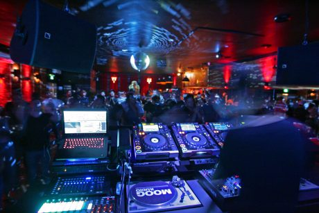 With its new sound system designed and installed by Solotech, Montréal's Le Salon Daomé has become one of the latest nightclubs to use L-Acoustics (photo credit: Nicolas Gallenne)