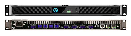 LEA Professional's Dante Connect amplifier will launch at InfoComm 2019