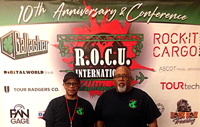 """Lance """"KC"""" Jackson and Bill Reeves"""