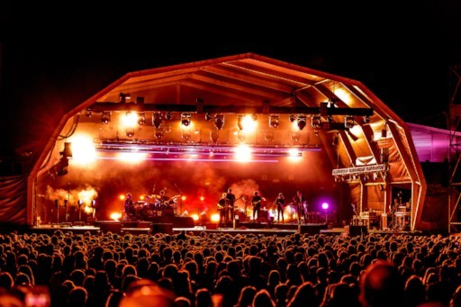 Martin Audio PA makes immediate impact at three-day Don Valley festival (c) Kevin Wells