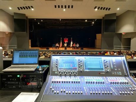 LMG, a full-service AV company, oversaw the design and installation of the theater's new audio system, including a state-of-the art digital mixing console.
