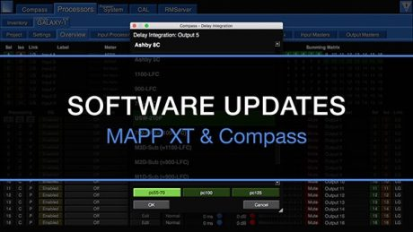 MAPP XT & Compass screenshot