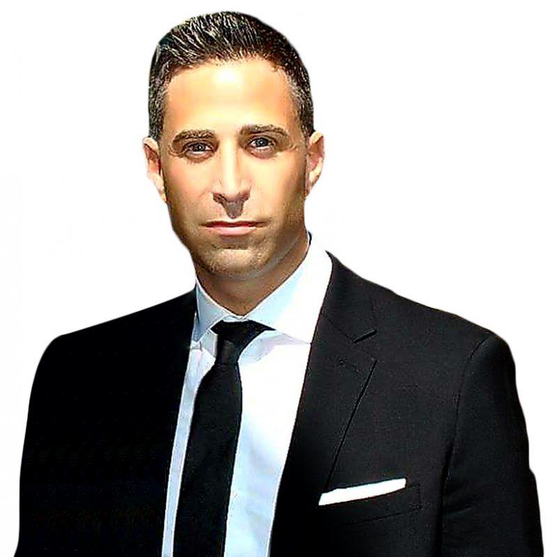 Mitchell Sadofsky, Sales Director, Solotech