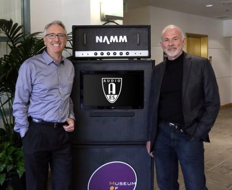 AES@NAMM also serves the wider music making ecosystem and supplements the AES' robust, ongoing calendar of international conferences and traditional conventions.