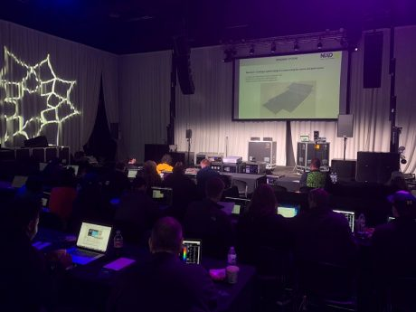 Yamaha Commercial Audio organized a remarkable ETC1 seminar at Full Sail University in Orlando, Florida staging it alongside a presentation of Dante and CL Digital Audio Consoles by the Yamaha Commercial Audio Training Seminars (YCATS) team