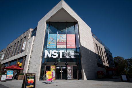 NST City exterior