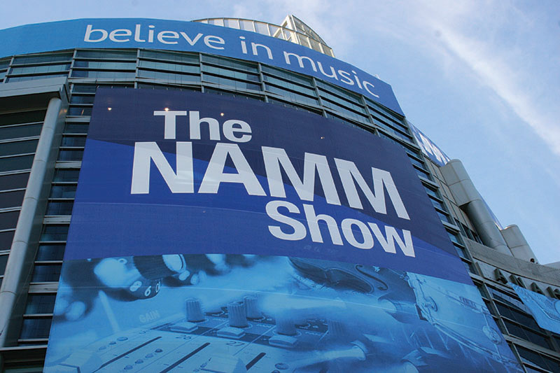 Namm 2020 Summer.Product Hits Of The 2019 Namm Show Foh Front Of House