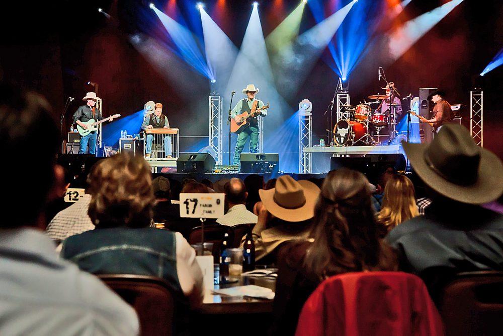 Ned LeDoux concert image.