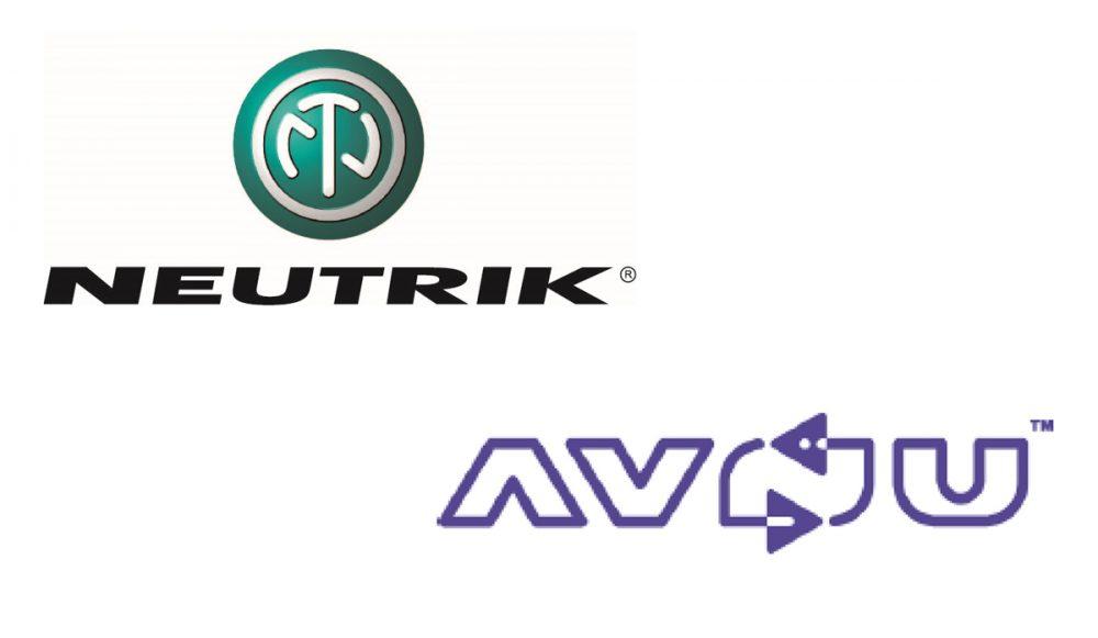 Neutrik & Avnu logos