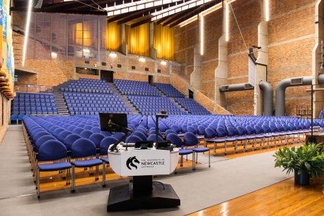 The Great Hall - Newcastle University (C) Jason Smith WWW.JASEIMAGES.COM.AU 0417837116