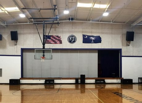 Oak Brook Preparatory School Multipurpose Gym