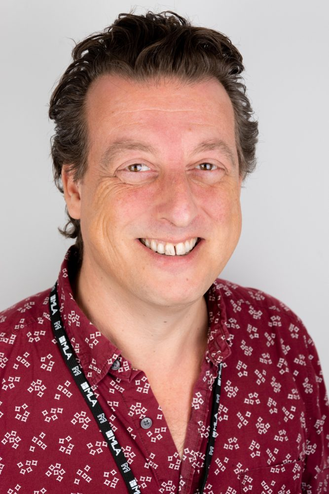 Peter Codron, UK Sales Manager, Martin Audio