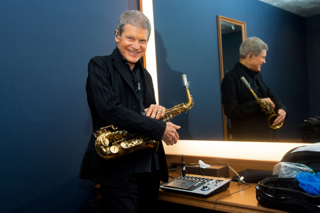 David Sanborn at the Blue Note Tokyo