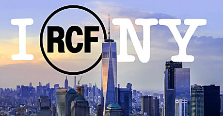RCF to Host Demos at SIR Studios, NYC