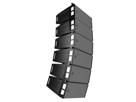 HDL6-A small format line array system