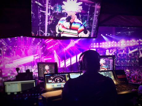 Riedel Communications provided a comprehensive communications and signal distribution infrastructure for the annual Viña del Mar International Song Festival.