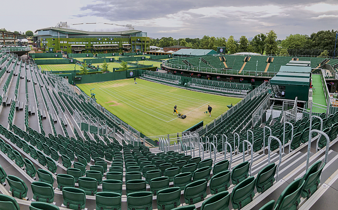 Wimbledon 2021 had the largest Riedel infrastructure to date, along with remote audio mixing.