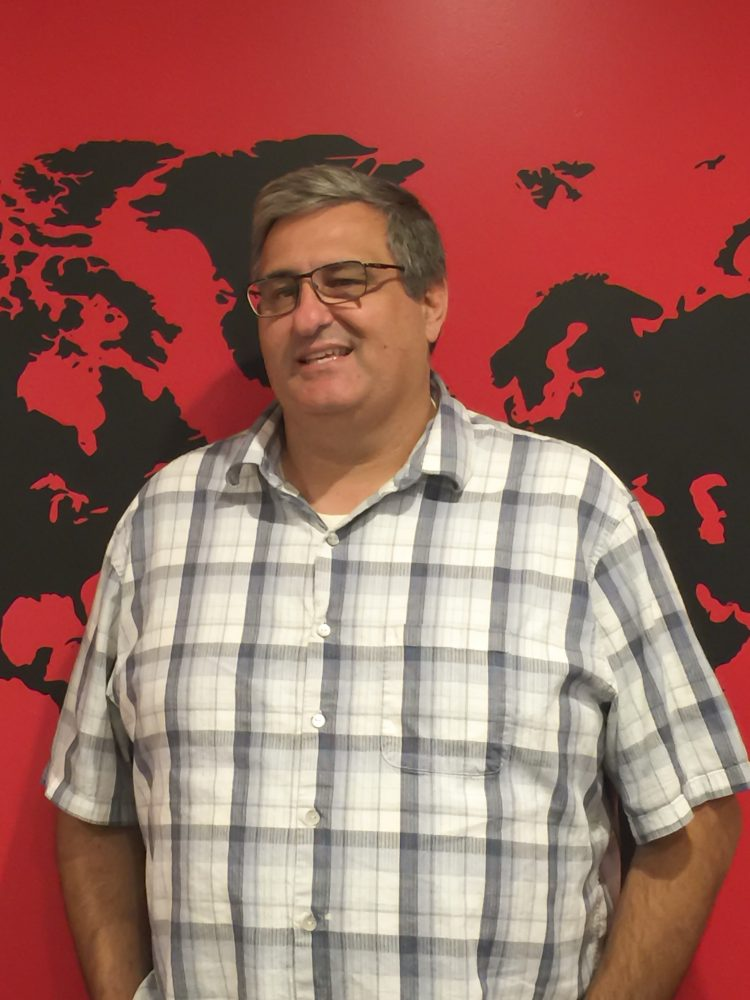 Endi A. Maricevic has joined Riedel as North America Service Manager.