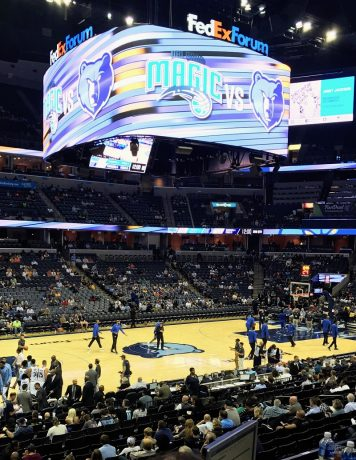 Comprehensive Technical Group (CTG), an Atlanta-based systems integrator for media, entertainment, and audio/visual installations, sourced and integrated the Riedel products as part of a large-scale upgrade and modernization of the FedExForum video control room.